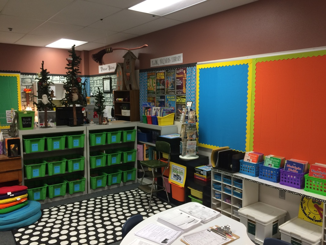 Harry Potter Classroom Decoration Ideas : Harry potter themed classroom welcome to professor